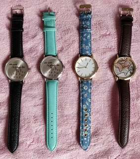 Cute Watches (lightly worn)