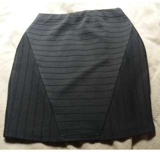 Tight, Mini Pencil Skirt (Size 8).