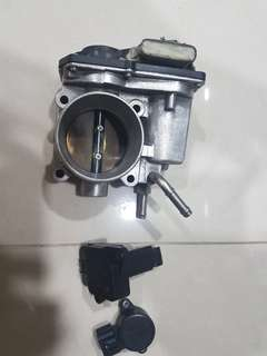 1ZZ throttle body