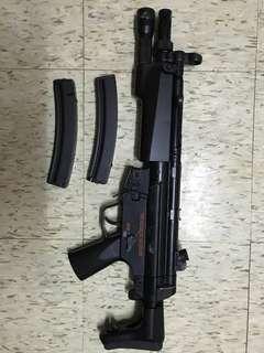 War game 長槍 Heckler & Koch MP5 9mm