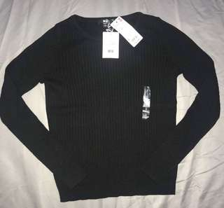 Brand New Auth Uniqlo Cashmere Longsleeve