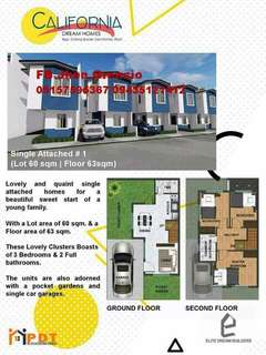 House and Lot for sale in Dulong Bayan San Mateo Rizal