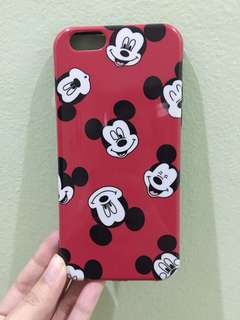Iphone 6/6s Case - Mickey