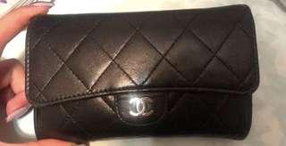 Chanel Wallet chanel銀包