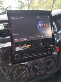 Pioneer In Car Head Unit