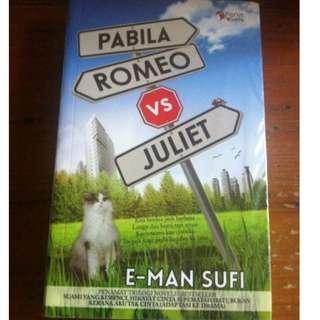 Pabila Romeoe vs Juliet, E-man Sufi
