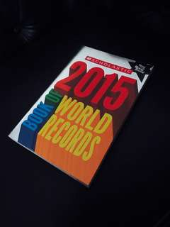 2015 Book of World Records