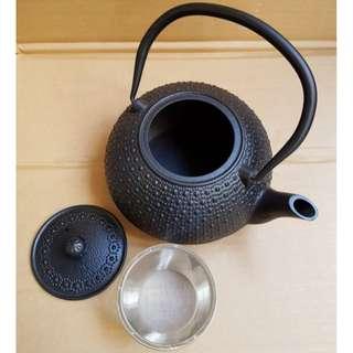 神似任天堂ns漆彈大作戰2的鐵茶壼全新品是三五好友泡茶的好幫手 功夫茶含壼嘴長23cm