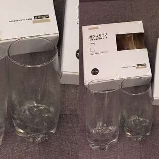 Drinking Glass ( SSF BRAND 2pcs Glass in 1box ) x 100boxes