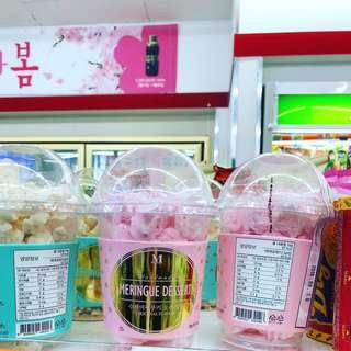 韓國零食脆蛋白