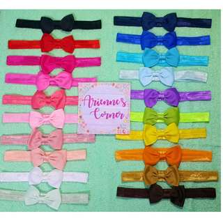 Hairbow Softband