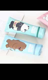 PO we bare bears pencil case