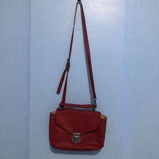 Mango Red Sling bag