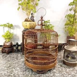 老舊雀籠~(56枝)
