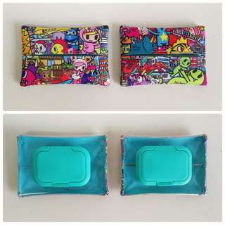 Jujube kjc two ways tissue pouches