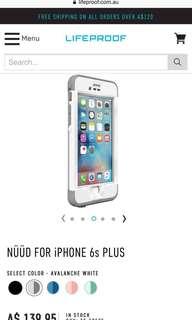 iPhone 6-6s plus lifeproof case