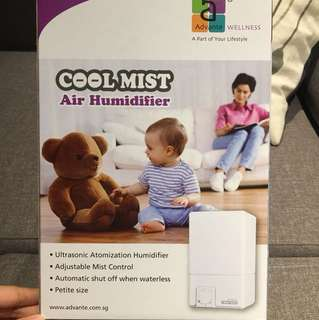 Cool Mist Air Humidifier