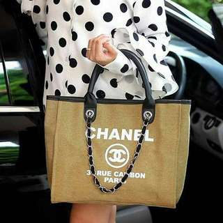 Chanel cambon tote authentic gift