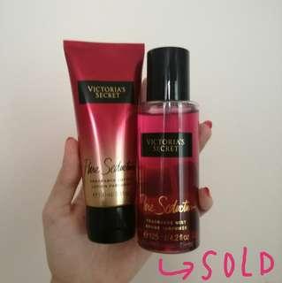 🆕 Victoria's Secret Pure Seduction Duo ❤ #Letgo4Raya