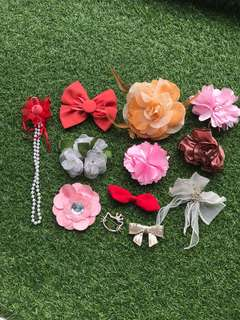 Bundle Brooches
