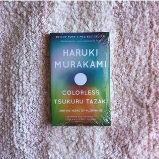 Colorless Tsukuru Tazaki and His Years of Pilgrimage – Haruki Murakami