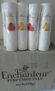 perfume talc 250 g