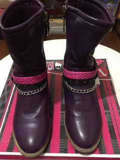 Monster High girls boots