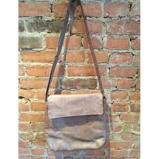 Leather Rudsak bag