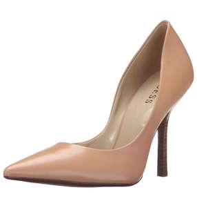 Guess Carrie Pump Pink Stiletto