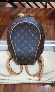100% authentic LV ellipse backpack monogram
