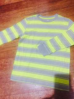 long sleeves cotton