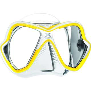 Mares Mono X-Vision Mask (Assorted Colours)