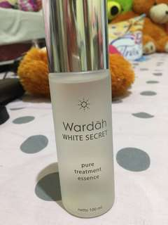 Wardah serum white secret