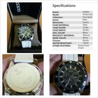 Guess Watch For Men