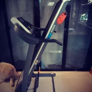 Proteus DC Motorized Treadmill PMT-4000