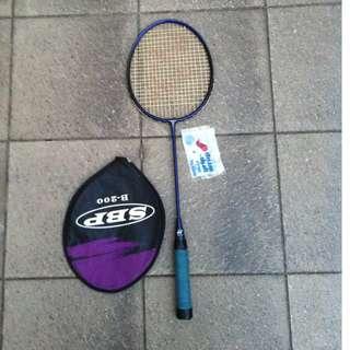 Yonex B560 badminton racket.