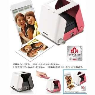 Printoss 日本🇯🇵直郵 即影即有哂相機 現貨生日禮物 特價一週 送日本護膚品sample