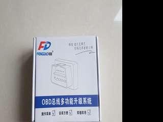 OBD sensor for Toyota model