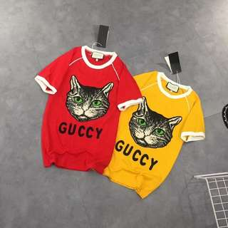 Gucci Tee T Shirt 2018