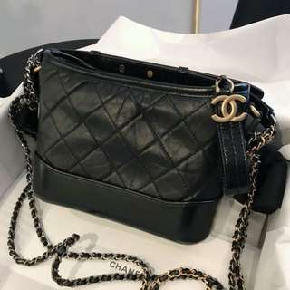 Chanel Gabrielle Hobo small 流浪包