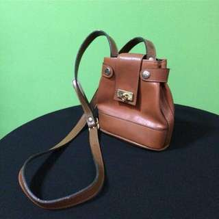 Small Leather Bag