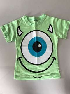 Monster inc tshirt