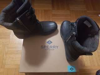 Sperry SaltWater Misty Duck Boots
