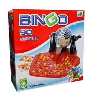 Bingo Lotto (90 Number) Bingo Game Set