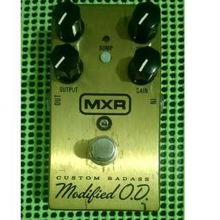 MXR modified OD
