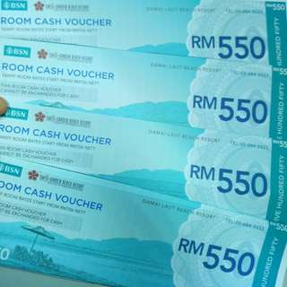 Swiss Garden Beach Resort Voucher