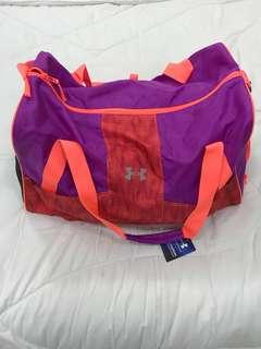 Authentic Under Armour gym bag