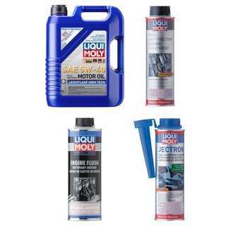 Liqui Moly 5W-40 5w40 Engine Oil Package 2