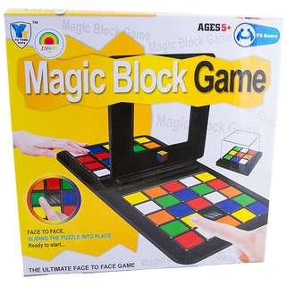 Magic Block Game (Rubik's Race)