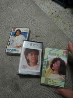 Cassette tapes, original, 本地女歌手
